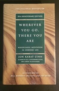 Wherever You Go, There You Are, 10Th AnniversaryEdition. Brand new,free shipping