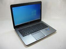 "HP 840 G2 14"" Laptop 2.3GHz Core i5 500GB HDD 8GB RAM Windows 10 (Grade C)"
