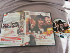 Surexposé de James Toback avec Nastassja Kinski et Harvey Keitel, DVD, Thriller