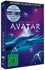 Avatar scorsi dopo Pandora EXTENDED COLLECTOR 'S EDITION DVD NUOVO OVP 3 Disc