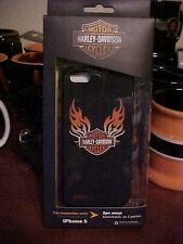 Harley-Davidson Hard Shell Case for iPhone 5 - Winged Flames