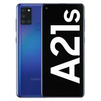 New Samsung Galaxy A21s Dual Sim 2020 4G LTE 32GB Smartphone SEALED ALL COLOURS