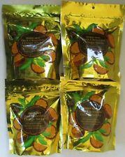 TRADER JOE'S DARK CHOCOLATE ORANGE STICKS 10-OZ - 4 PACKS