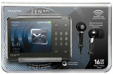 Creative Zen X Fi Black 16 GB Digital Media Player