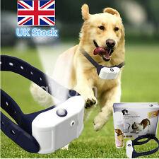 Stop Barking Rechargeable Citronella Dog Collar Anti No Bark Train Mist Spray DZ