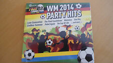 CD WM 2014 Party Hits Fan Connection - unbenutzt in Originalverpackung