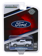 GREENLIGHT HOBBY EXCLUSIVE 1:64 1973 WHITE FORD FALCON XB MODEL 30042