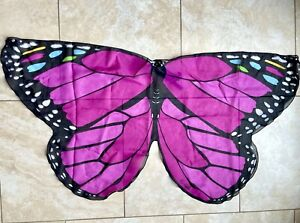 Child Butterfly Wings Costume