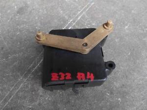 NISSAN JDM Z32/300ZX FAIRLADY VG30 air conditioning step/servo motor C sec/h #4