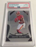 2019-20 Panini Prizm Dwayne Haskins ROOKIE RC #303 PSA 10 GEM MINT WASHINGTON