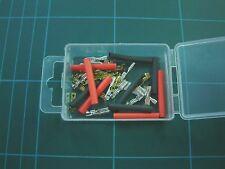 Expo 10pk Micro Spade Connectors & Heat Shrink # A23000