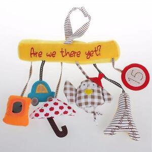 Baby Musik Mobile Spielzeug Maxi Cosi Kinderwagen Plüsch Stofftier aufhängen