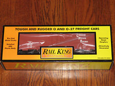 "MTH Rail King O Scale Canadian Pacific Railway ""Modern"" BLT-3-46 Reefer Car NIB"