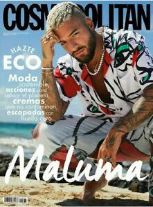 ★ Maluma on cover - MAGAZINE COSMOPOLITAN - June 2021
