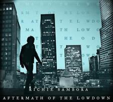 RICHIE SAMBORA - AFTERMATH OF THE LOWDOWN [DIGIPAK] NEW CD
