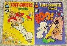 2 Tuff Ghosts starring Spooky Comic Books, 35 & 39, Silver & Bronze Age