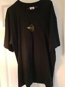 Nike 98 Tour De France Black Tshirt L