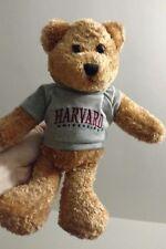 HARVARD UNIVERSITY TEDDY BEAR PLUSH DOLL COLLEGE GRADUATION GIFT STUDENT