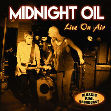 Midnight Oil : Live On Air CD (2017) ***NEW***