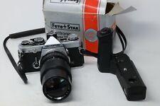 Olympus OM-2N Film Camera & OM 75-150mm F4 Lens