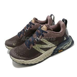 New Balance Fresh Foam X Hierro v6 Wide Brown Women Trail Running WTHIERB6 D