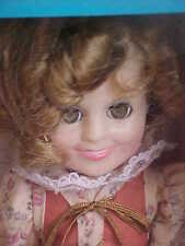 """Ideal Shirley Temple Suzannah of the Mounties 1983 Doll NRFB 11.5"""""""