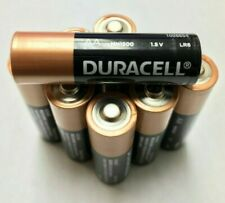 50 x AA Duracell Copper Top Alkaline Battery-1.5 V FRESH DATE 2028 Made in USA