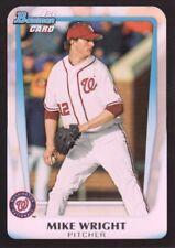 2011 Bowman Draft Prospects Baseball #BDPP11 Mike Wright