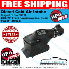aFe Stage 2 Pro Dry S Intake 08-10 Ford F-250/350/450/550 6.4L Diesel 51-81262-E