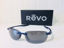 REVO RE4060 05 GY DESCEND E Electric Blue w/Graphite POLARIZED Lens Sunglasses