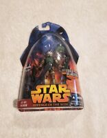 Hasbro Star Wars Revenge of the Sith AT-RT Driver Missile Firing Blaster Figure