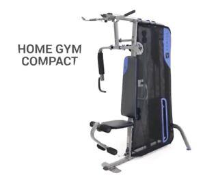 Home Multi Gym| 60 KG Weight Stack w/ Preacher | FULL BODY Bodybuilding UK NEW