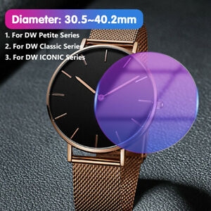 Tempered Glass Screen Protector Film For DW Petite ICONIC Classic Series Watch