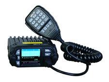 QYT Kt-8900d Dual Band Quad Standby 200ch VHF UHF Car/trunk Ham Mobile Radio M1j