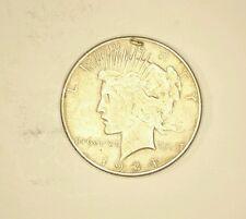 1934 S PEACE SILVER DOLLAR COIN KEY DATE  lot#jp2316714