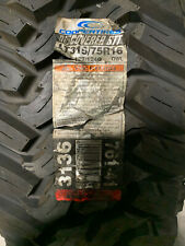 1 New LT 315 75 16 Cooper Discoverer STT 10 Ply Mud Tire