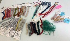 Lot metallic of S.J. Designs Confetti Poly/nylon needlework thread by Caron