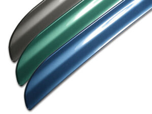 Painted Black Trunk Lip Spoiler R For Saab 99 Coupe 68-84