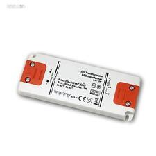 Slim LED Konstantstrom-Trafo 500mA, 12W 24V Transformator Treiber Netzteil EVG