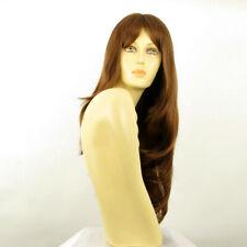 Parrucca donna lunga castano dorato rame : DONNA 30
