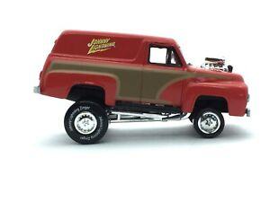 Johnny Lightning Zingers Street Freaks 1955 55 Ford Panel Delivery Die Cast 1/64