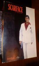 "🌟NEW🌟Slideshow Collectibles SCARFACE  Tony Montana 12"" Talking Figure 🌟RARE🌟"