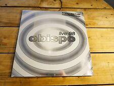 Obispo Live 98 LD Laserdisc EX cover EX PAL Original 1998