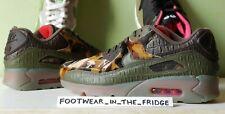 Nike Air Max 90 Camo Croc UK 10 US 11 EU 45 1 Animal crocodile Gator Green