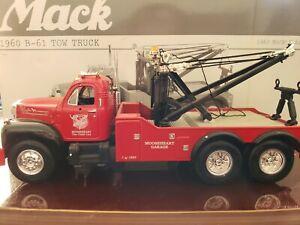 First Gear 1960 Mack B-61 Tow Truck NEW in Box