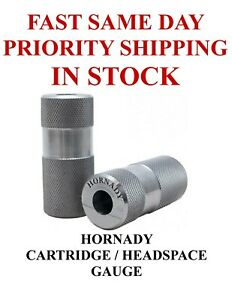 Hornady Headspace Cartridge Check Gauge FAST SAME DAY SHIPPING