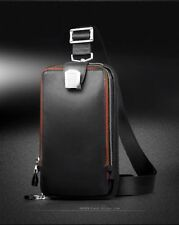 Men's Leather Soft 40-60L Luggage