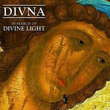 Divna, Divna Ljubojevic - Divine Light [New CD]
