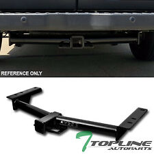 "Topline For 2015-2018 Ford Transit Class 3 Trailer Hitch Tow Receiver 2"" - Black"