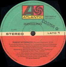 RUDOULPHO - Sunday Afternoon - 1992 - Atlantic - 7567 85881-0 - Ita